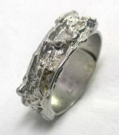 טבעת שורשים צרה
