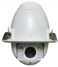 מצלמה ממונעת שקועה PTZ 700TVL X10