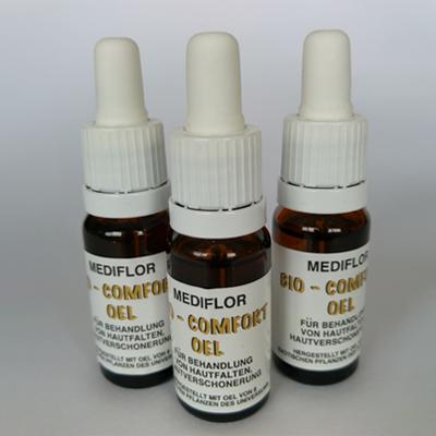 """שמן אורגני לפנים-3 בקבוקונים של 10 מ""""ל כל אחד"""