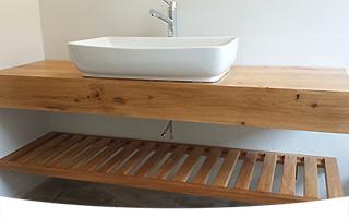 ארונות ונישות לחדרי אמבטיה