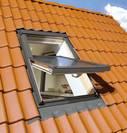 חלון לעליית גג ציר מרכזי FTK