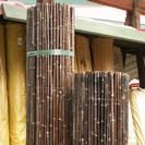 גדרות עץ מבמבוק