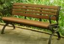 ספסל לגינה ולפארק