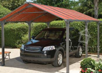 חניה מקורה לרכב  סוכך לרכב עשה זאת בעצמך- צות גדרו