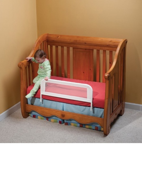 מעקה נשלף למיטת פעוט ומיטת מעבר- צוות גדרון