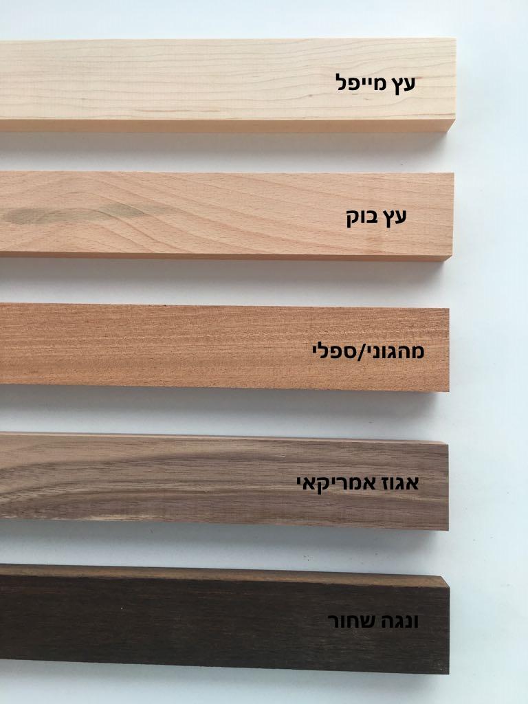 סרגלי עץ מלא לחריטה בעץ- צוות גדרון