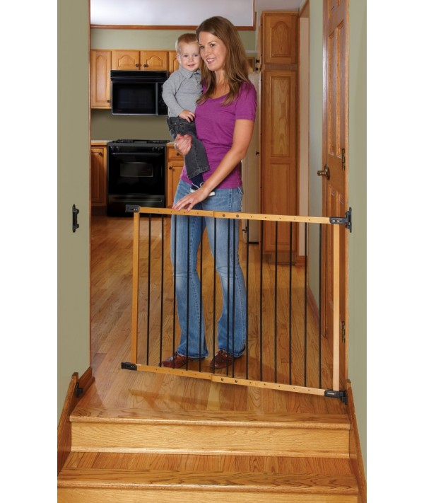 שער בטיחות למדרגות לתינוקות- צותת גדרון