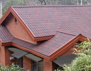 גג מצופה רעפים קלים אונדוליין - צוות גדרון