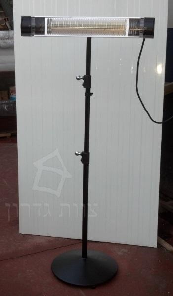 תנור אינפרא אדום מוגן מים 2500W - צוות-גדרון