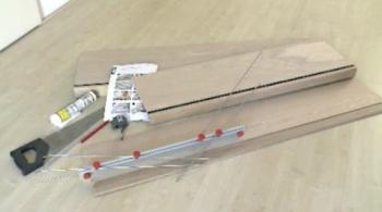 ערכה להתקנת חיפוי עץ למדרגות- צוות גדרון