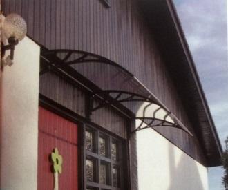 גגון רחב לדלת וחלון - צוות גדרון