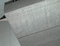 מדף מרחף מעוצב גוון אלון-אפור צוות-גדרון