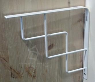 זווית למדף דוגמא מדורגת - צוות-גדרון
