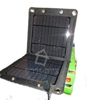 מטען סולארי לנייד| צוות גדרון
