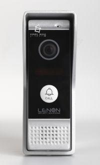 אינטרקום משולב לחצן ומצלמה לבית פרטי- צוות גדרון