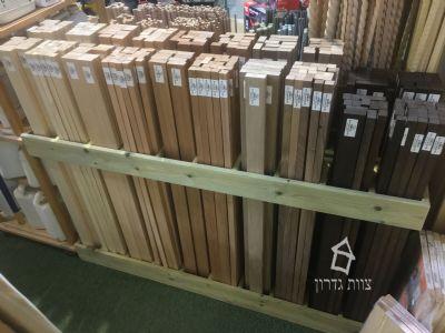 סרגלים סגמנטים לחריטה בעץ - צוות גדרון