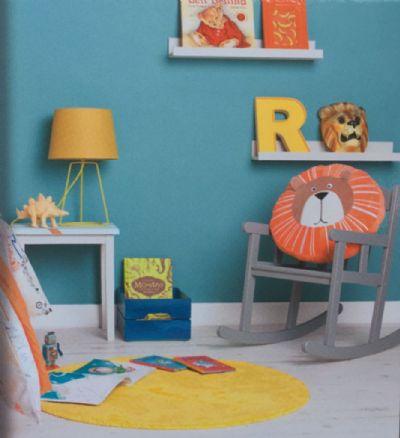 צבע לחדרי ילדים- לא רעיל וללא ריח צוות גדרון