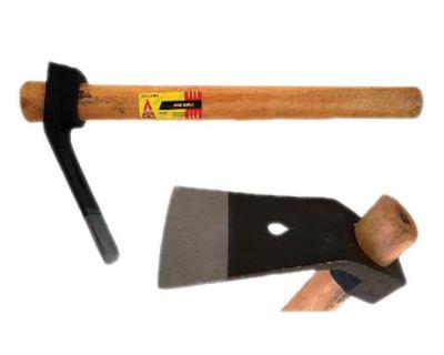 קרדום קטן ברזל לגינון וגילוף עץ- צוות גדרון