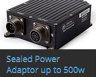 Sealed Power Adaptor up to 500w