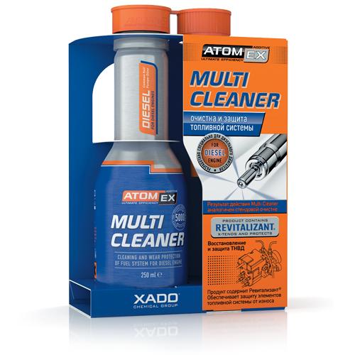 מנקה רב תכליתי למנועי דיזל - MULTI CLEANER for Diesel engine