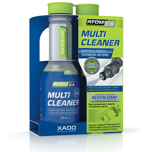 מנקה רב תכליתי למנועי בנזין MULTI CLEANERfor Gasoline engine