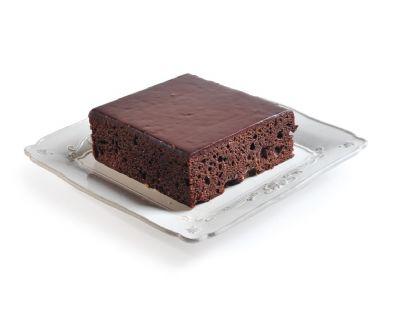 פלטת גנאש שוקולד