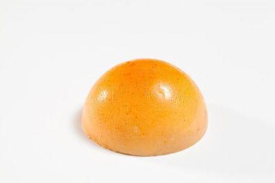 כיפת תפוז ושוקולד לבן