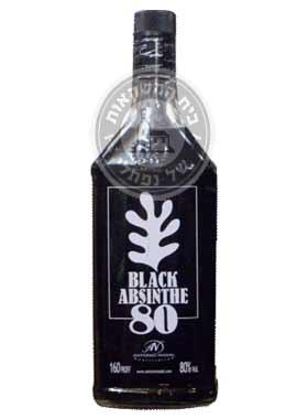 אבסינט שחור 80%