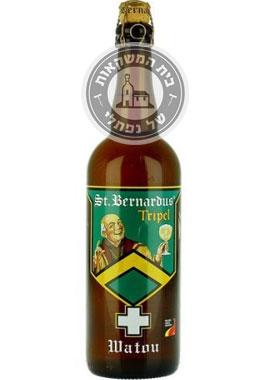 בירה סן ברנרדוס טריפל 750