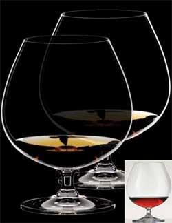 זוג כוסות רידל וינום ברנדי