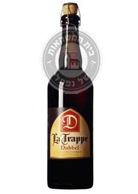 בירה לה טראפ דאבל 750