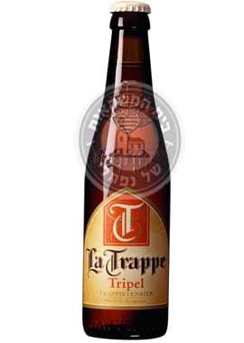 בירה לה טראפ טריפל