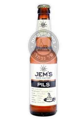 בירה ג'יימס פילס