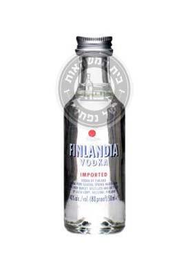 מיני וודקה פינלנדיה
