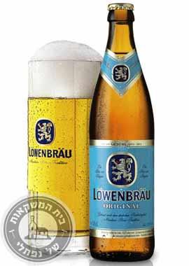 שישיית בירה לוונבראו בקבוקים