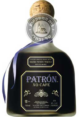 טקילה פטרון קפה