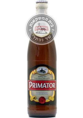 בירה פרימטור וייצן