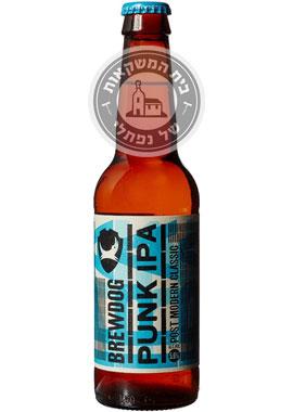 בירה ברודוג PUNK  IPA