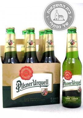 שישיית בירה פילזנר אורקוול