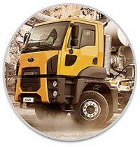 תמונה של משאית פורד דגם 4142M