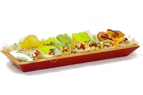 סושי פירות פרי רול – המלצת השף!