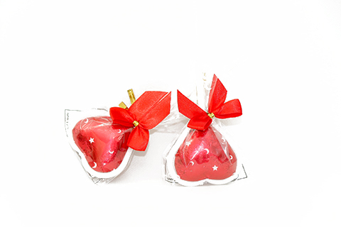 לב שוקולד