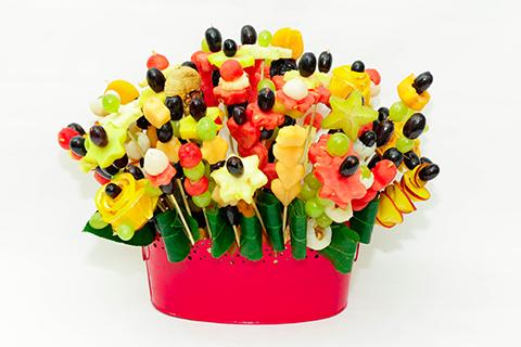 זר פירות – XXL ריגושים