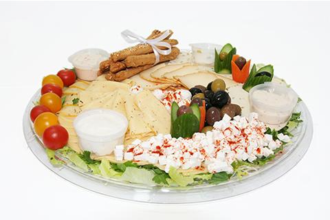 פלטת גבינות L