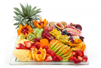 עינוגי פירות מרובע