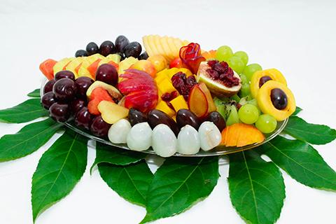 מגש פירות מהטבע באהבה S