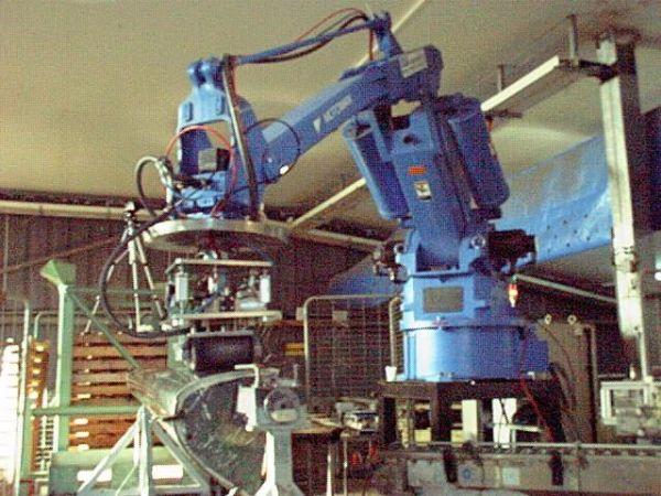 תמונת רובוט ביבנה