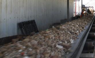 אתר קליטה ומחזור פסולת