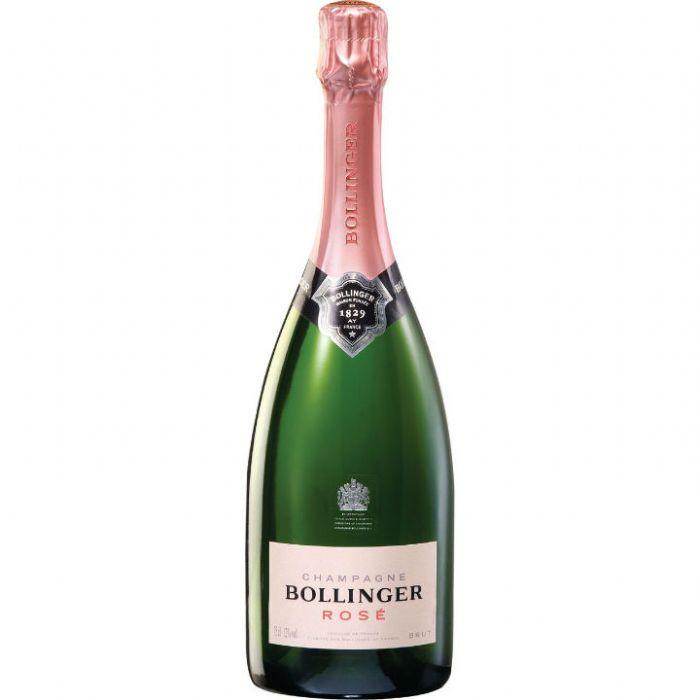 תמונה של שמפניה בולינג'ר ברוט רוזה Champagne Bollinger Brut Rosé