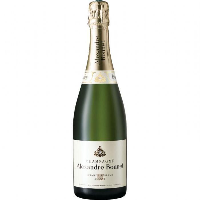 תמונה של שמפניה אלכסנדר בונה גראנד רזרב ברוט Champagne Alexander Bonnet Grande Reserve Brut